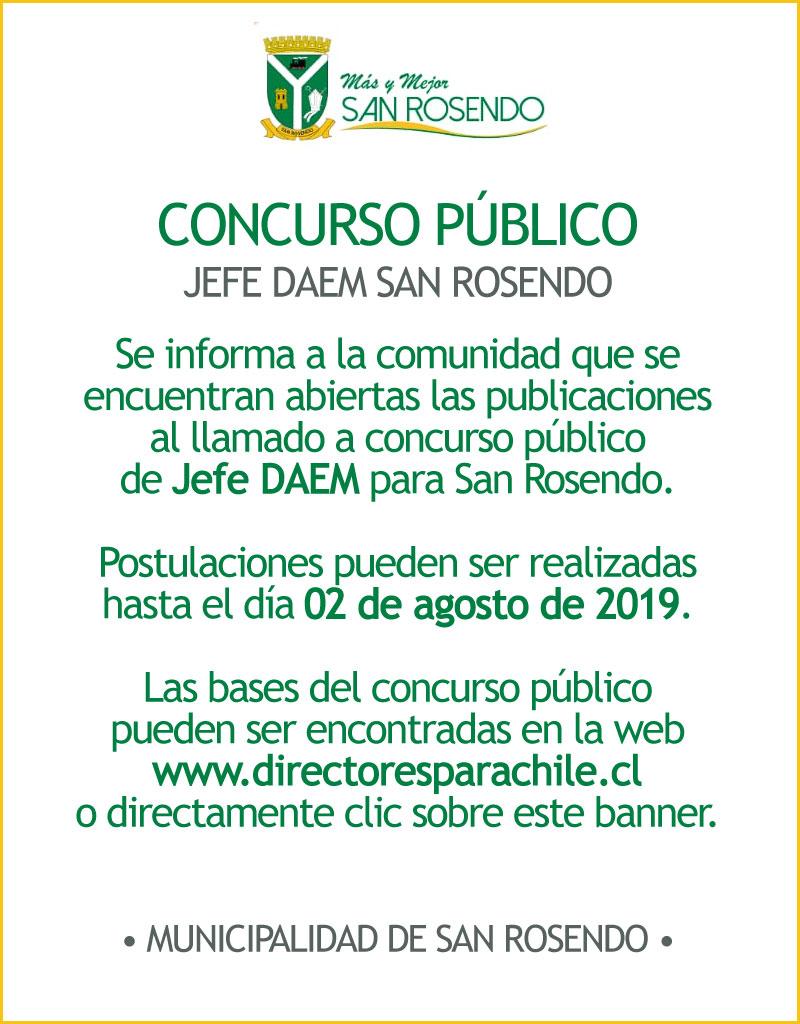 San Rosendo • Charla BancoEstado